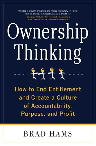 Review of 'Ownership Thinking'