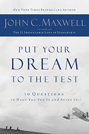 Review of 'Put Your Dream To The Test'