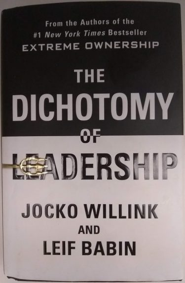 dichotomy of leadership